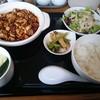 四川料理 心 - 料理写真:本場四川麻婆ランチ(800円)