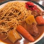 タピオラ - カレースパゲッティ(大)
