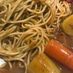 タピオラ - 麺アップ