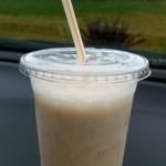 宮良農園 - 島バナナと豆乳のジュース