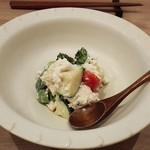 68671883 - 初夏野菜のおろ白和え