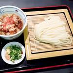さぬき麺業 - 豚汁つけ麺
