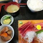 花ふじ - 花ふじ定食