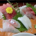 花ふじ - 刺身定食