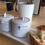 ベイク アップ - 料理写真:Soup plate