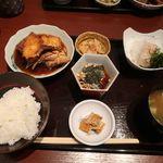 68676412 - 宇和島鯛飯定食