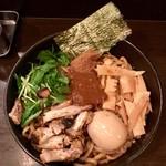 つけ麺 れん寺 - 料理写真:油そば(大)