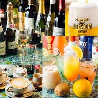 トラットリーア・ケイ・イタリアーノ - こだわりの世界のワインにオリジナルカクテル、とにかくドリンクに言うことなし!!!