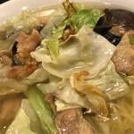 中国料理 景山 - 塩広東麺