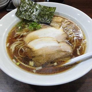 一刀流らーめん - 料理写真:生醤油ラーメン