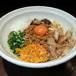 今里わっしょい - 男の台湾まぜ麺 150g