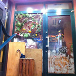 亜茶羅 - 二階にひっそりとあるお店。