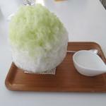 68681101 - 生メロン+ココナッツ練乳¥1070@'17.6.16