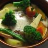 シャルル - 料理写真:チーズフォンデュハンバーグ