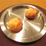 アノニム - チーズのシュー