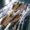 ひさご寿し - 料理写真:琵琶湖天然小鮎の新子仕立て京極風(初夏限定)