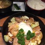 さくら - 桜姫照焼定食 1150円