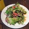 タイカフェ食堂 ジャスミン - 料理写真:ランチのサラダ