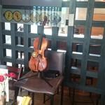 メゾン ド トゥールモンド - 自動バイオリン