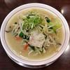 大豚白 - 料理写真:大豚白麺(780円)