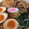 オランダ亭 - 料理写真:生姜醤油ラーメン