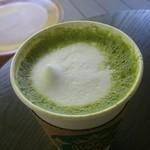 スターバックス・コーヒー - 抹茶ラテ