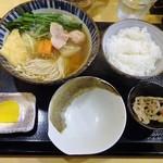 68692305 - ランチ:特選ちゃんこ定食