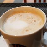 タリーズコーヒー - 表面です。