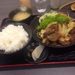 焼肉ハウス21 - 720円