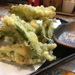 68697658 - うりずんの天ぷら