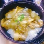 四ツ谷鐵一 - 鉄板豚丼