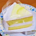 銀座コージーコーナー - はちみつレモンのシフォン