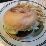 BASHI BURGER CHANCE - ハンバーガーを上から