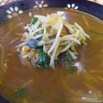 餃子の王将 - 濃い味の味噌ラーメン