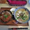 らあめん 空 - 料理写真:中国家庭風タンメンwith空の味ソカツ丼