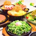 お好み焼 鉄板焼 つる次郎 - 浅草駅から徒歩3分。食べ放題・飲み放題コースが3500円!