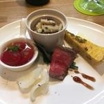 HELIX - 料理写真:前菜5種盛り