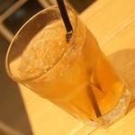 スープストックトーキョー - アイスウーロン茶(花いろ烏龍茶)(200円相当)2017年6月