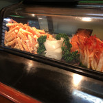 一平 - サラダ巻き用の海老が半端ない