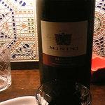 バルマル・エスパーニャ - 量り売りワイン、赤。