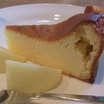 フランジパニ - ベイクドチーズケーキ