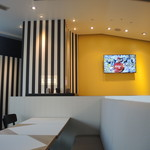 THE STRIPE CAFE by TORABAN -