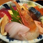 68700566 - 豪華九種盛り海海鮮丼です