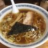 中華そば つけ麺 甲斐 - 料理写真:中華そば(650円)