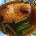 68701970 - 煮魚定食(赤魚の煮付け)
