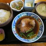 68701976 - 煮魚定食(赤魚の煮付け)