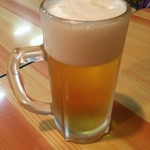 いづみや - 生ビール(小)