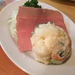 いづみや - ハムポテトサラダ
