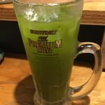 ますらお - 緑茶ハイ