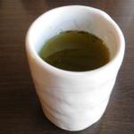 山里 - お茶